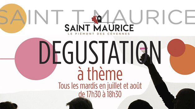 degustation rose saint maurice,cave saint maurice