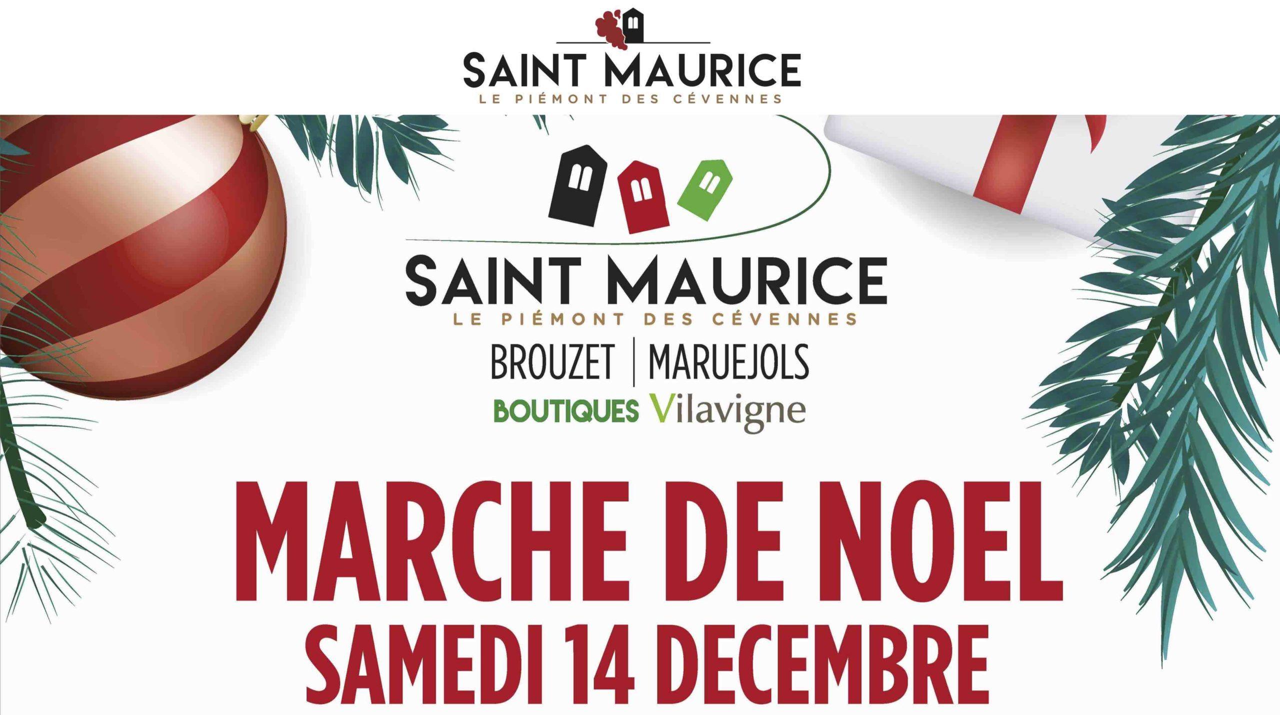 Marché de Noël à Brouzet !