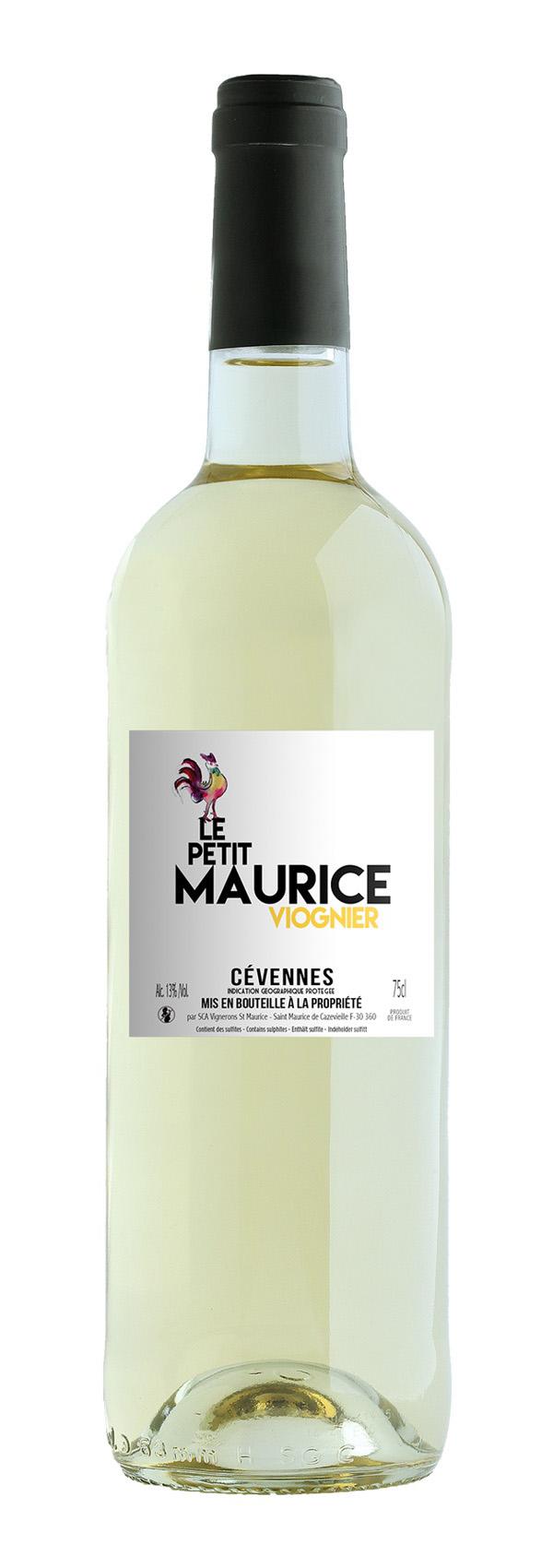 Le Petit Maurice Blanc Viognier