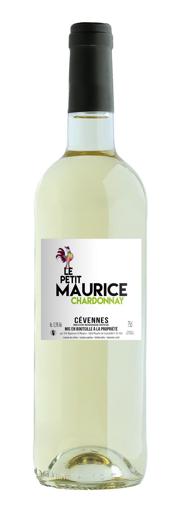 Le Petit Maurice Blanc Chardonnay
