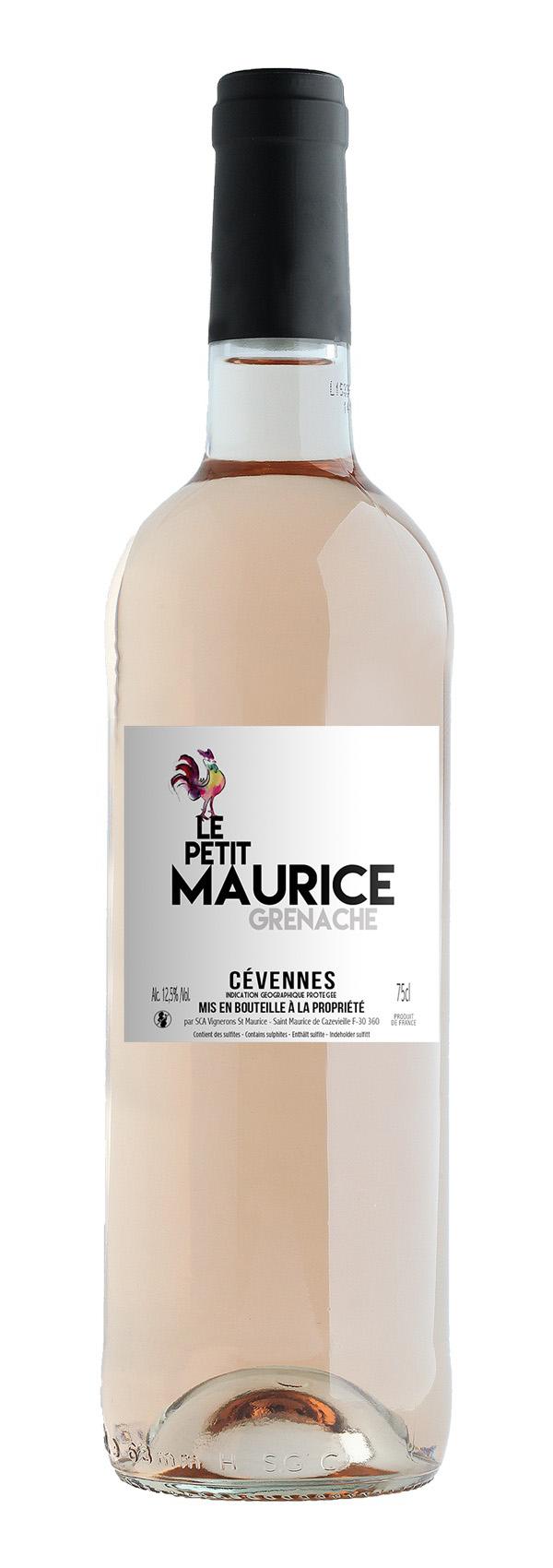 Le Petit Maurice Rosé